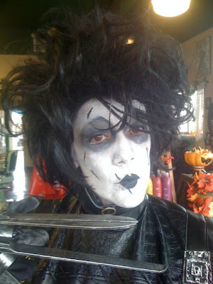 edward+scissorhands+costume Your Halloween Photos!