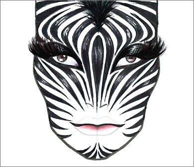 1 BWZeaBiscuit MAC Halloween Face Charts 2009: Drop Undead Gorgeous