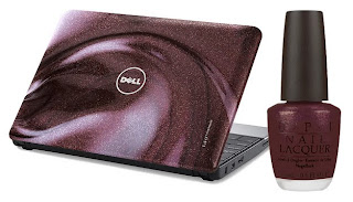 dell+opi+laptop Match Your Nails To Your Emails