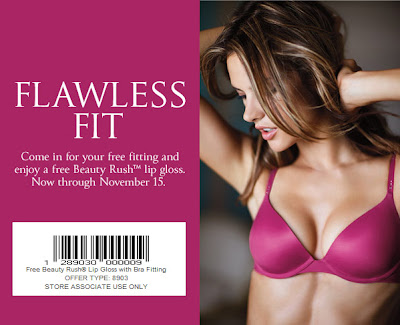 Victorias+Secret+free+lipgloss+with+bra+fitting Victorias Secret: Free Lip Gloss With Bra Fitting