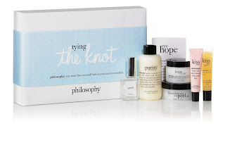 philosophy+tying+the+knot+set Attention Brides to Be: Philosophy Introduces Tying The Knot