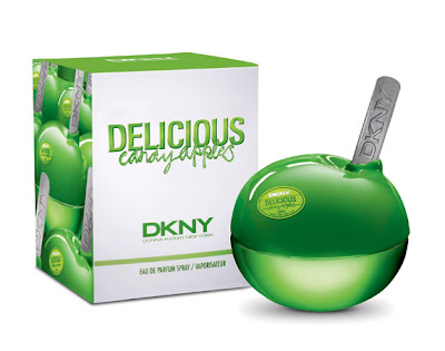 dkny+candy+apples+sweet+caramel DKNY Delicious Candy Apples Fragrance Collection