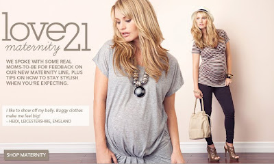 forever+21+lover+21+maternity Forever 21 Launches A Maternity Line