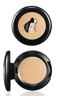 VenomousVillains Cruella EyeShadow SweetJoy 300 MAC Venomous Villains