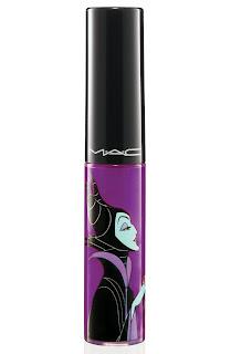 VenomousVillains Maleficent Lipglass RevengeIsSweet 300 MAC Venomous Villains
