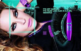 maybelline+falsies+mascara+ad Maybelline Volum Express the Falsies Washable Mascara