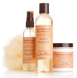 Carols Daughter Sugar Dipped Vanilla Bath and Body Collection