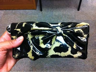Felix+Rey+Bow+Pochette+Wallet Felix Rey Bow Pochette Wallet