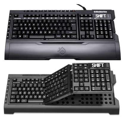 SteelSeries Guild Wars Gaming Keyset for SteelSeries Shift or Zboard Keyboard