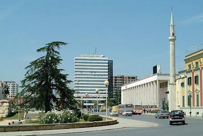 Immagini foto da Tirana