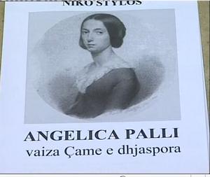 Angelica Palli : Vaiza çame e dhjaspora