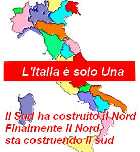 Il sud Italia al centro del mondo.