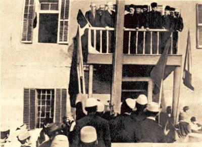 Indipendenza dell'Albania 28 novembre 1912