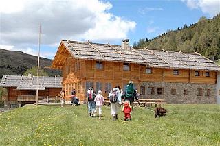 """Parco Nazionale di """"Lugina e Valbones"""" - La Valle Valbona"""