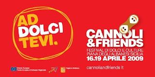 """A Piana degli Albanesi (Sicilia) si svolgerà """"Cannoli & friends"""""""