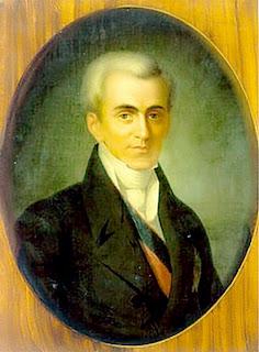 Joan Capodistria il primo presidente greco ed era albanese (1828 - 1831)
