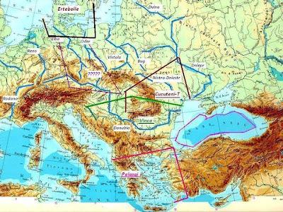 La muraglia piu' antica del mondo nella terra dei Pelasgi