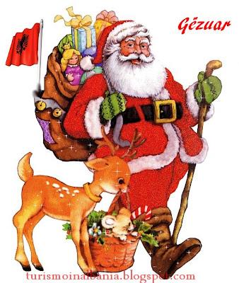 Natale in Albania - Gëzuar Krishtlindjen
