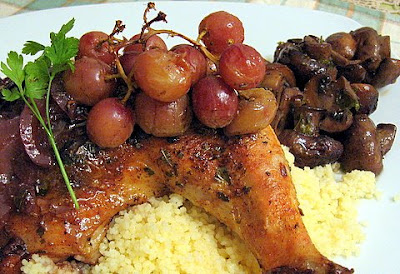 Chianti Chicken - Kalofagas - Greek Food & Beyond