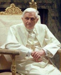 <br> Sua Santidade Bento XVI  <br> (Acesso virtual ao Vaticano)