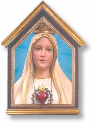Caso queira ver melhor, ou imprimir, esta imagem - ORATÓRIO DE NOSSA SENHORA DE FÁTIMA - poderá ampliá-la com o rato. Imagem dos Arautos do Evangelho, cedida por especial deferência... + Doce Coração de Maria, sede a nossa salvação!