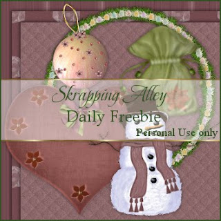 http://skrappingalley.blogspot.com/2009/10/daily-freebie-xmas-card-ornament-and.html