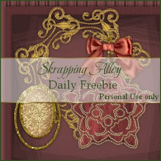 http://skrappingalley.blogspot.com/2009/12/daily-freebie-xmas-burgundy-bling.html