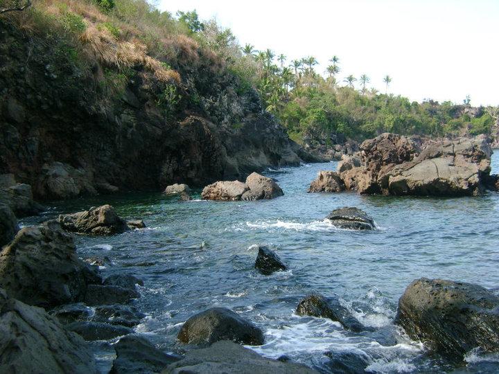 Pasil, gis-ak, Barangay Lagang Banton, Lagang_Beach_Banton-Island