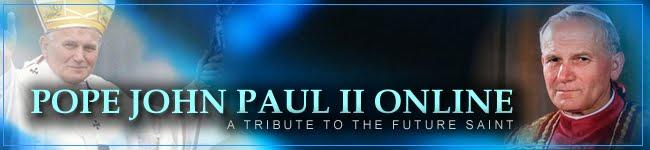Pope John Paul II Online