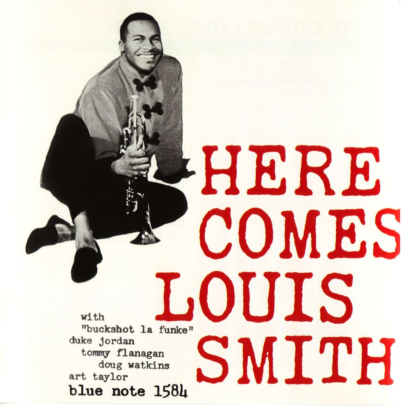 louis smith - here comes louis smith (sleeve art)