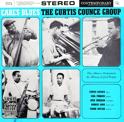 Curtis Counce Group Carls Blues