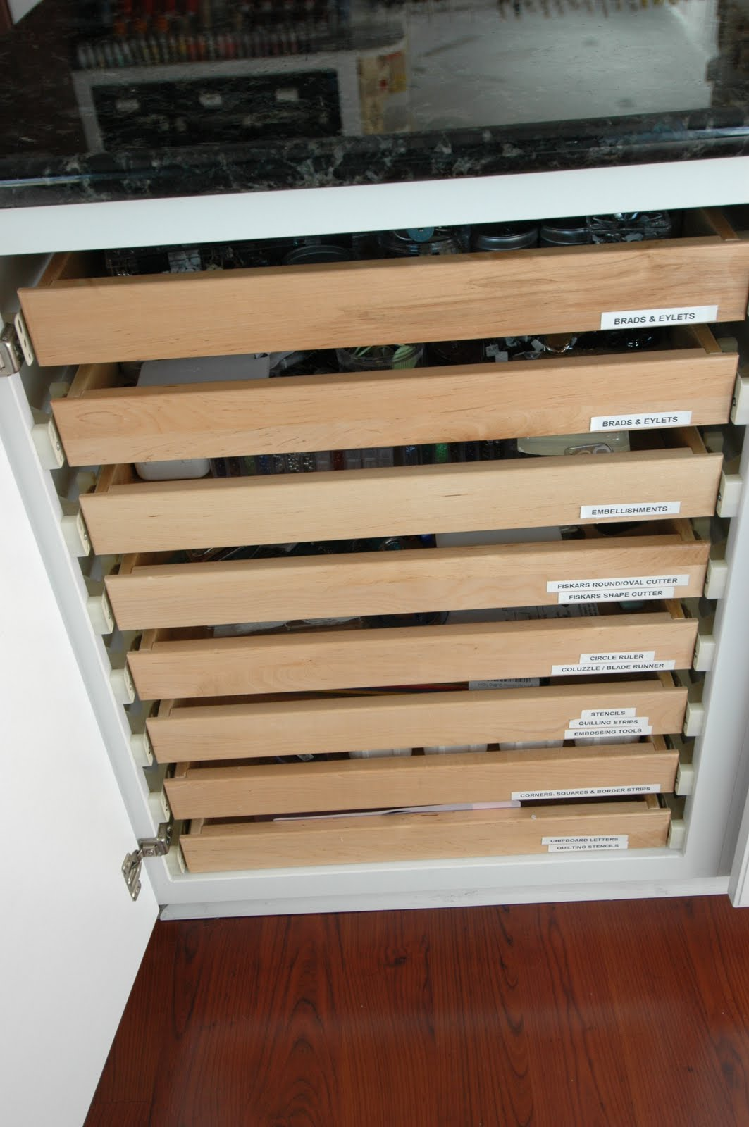 Pull Out Drawers Shelves