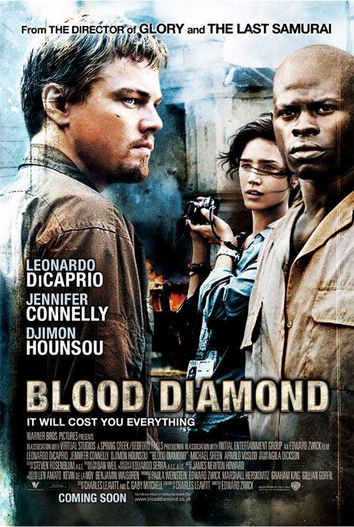 blood diamond dvd. BLOOD DIAMOND (2006)