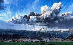 Vulcão Eyjafjallajokull