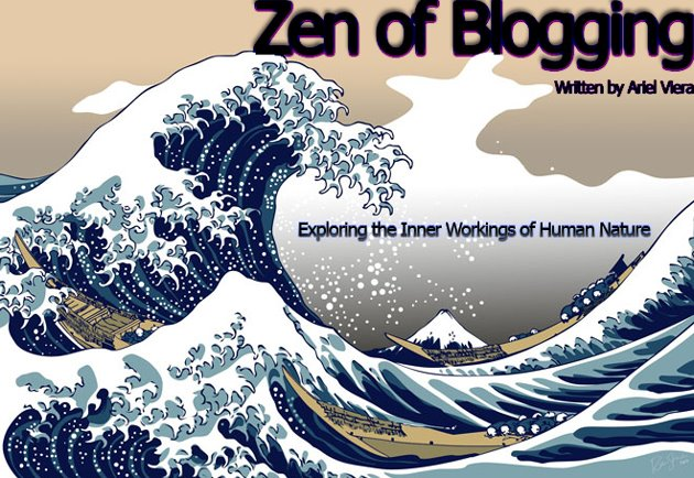 Zen of Blogging