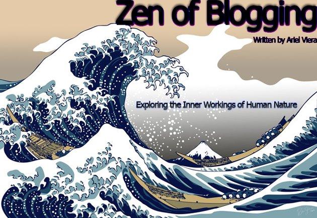 Zen of Blogging