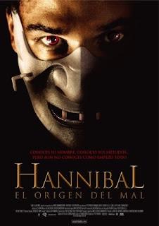 Hannibal: el origen del mal online y gratis