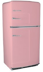 Gigi's Big Chill Dream Fridge