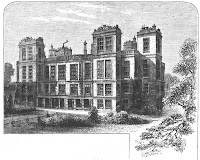 Hardwicke Hall, Derbyshire