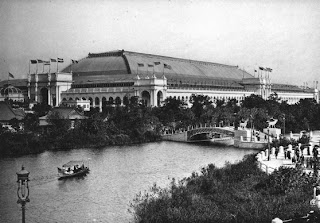 Chicago Columbian Exposition, Liberal Arts Building