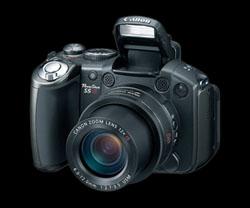 Canon S5IS - un bridge de la Canon cu un zoom mediu 12x