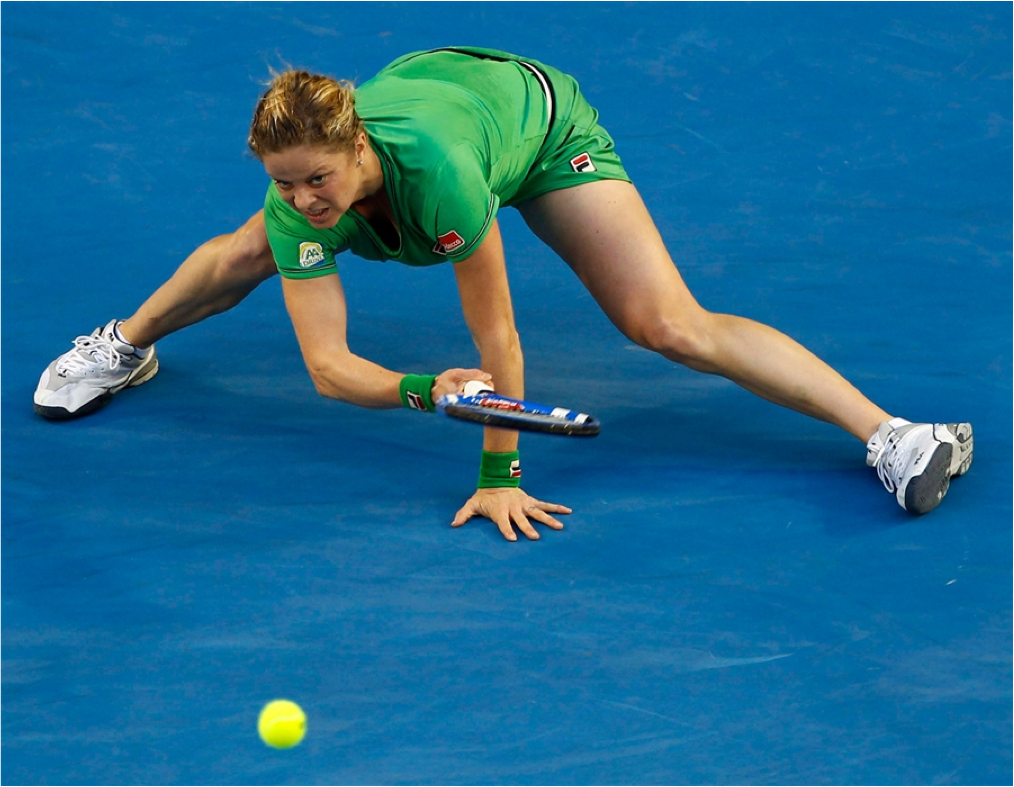 Sports & Spirituality Like Kim Clijsters What Do We Inherit From