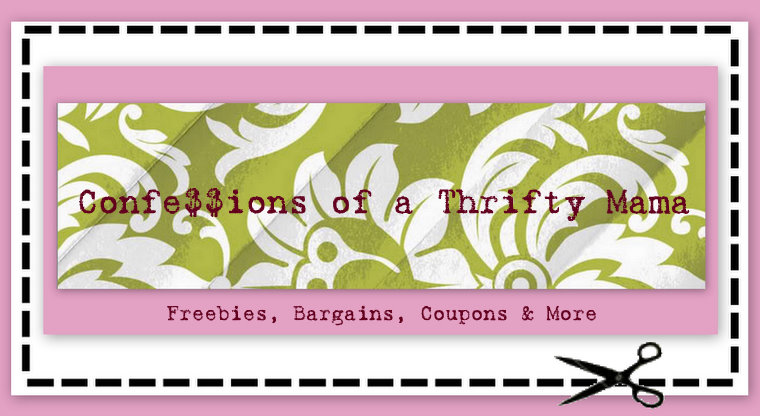Confessions of a Thrifty Mama