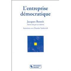 L'entreprise démocratique