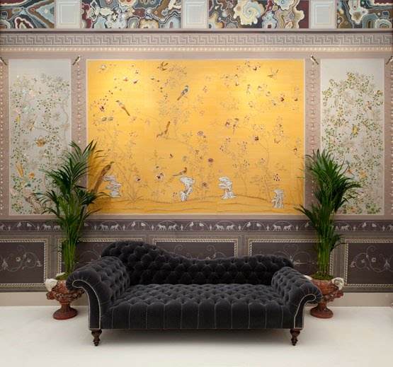 fromental wallpapers the big piece of cake