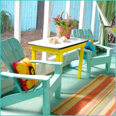 Style key west not so mellow yellow for Key west style bedroom furniture