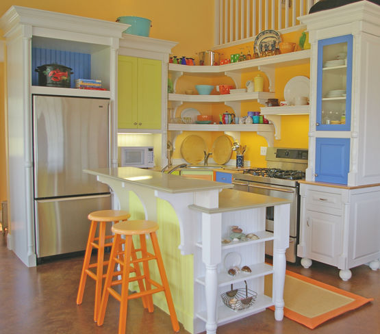 Style Key West: Not So Mellow Yellow