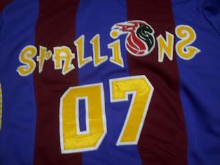 Stallions jersey