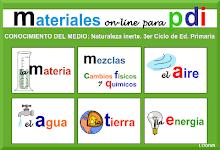 Materiales para PDI