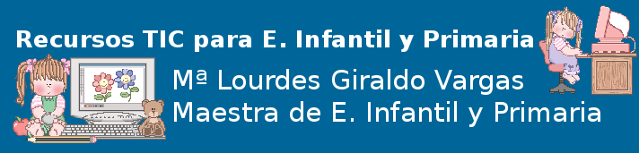 Recursos TIC para  E. Infantil y  Primaria